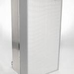 AIRBOX™ Apex Air Purifier large silver commercial air purifier whole unit