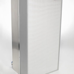 AIRBOX™ Apex Air Purifier large silver commercial air purifier whole unit