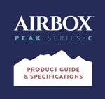 AIRBOX™ Peak S Air Purifier home air filtration system