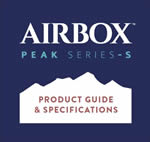 AIRBOX™ Peak S Air Purifier whole house air filter