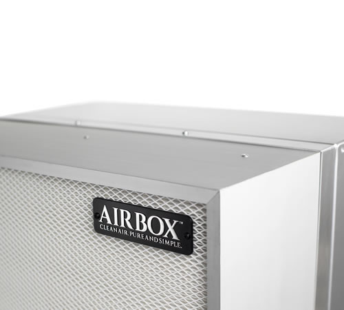 Top Close-Up Apex Commercial Air Purifier