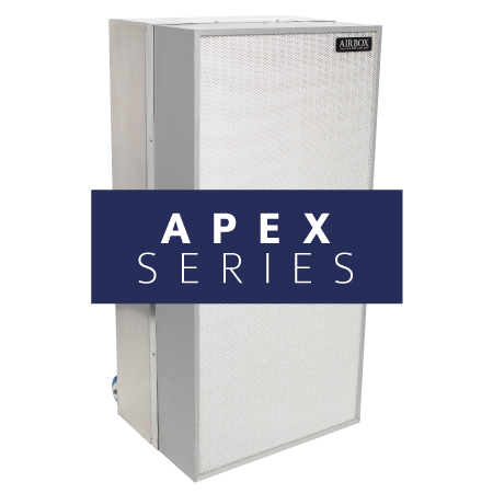 AIRBOX™ apex series commercial air purifier